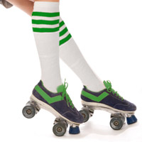 Roller Derby Socks