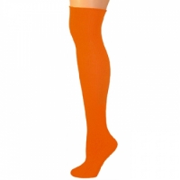 Knee High Socks - Orange