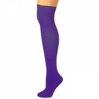 Knee High Socks - Purple