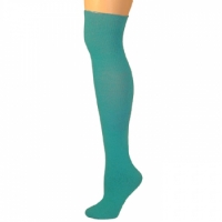 Knee High Socks - Teal
