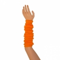 "Colored Arm Warmers - Neon Orange(17"")"