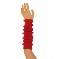 "Colored Arm Warmers - Red (17"")"